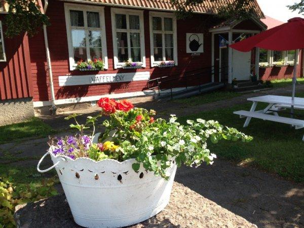 Edith och Julia BnB, Öland
