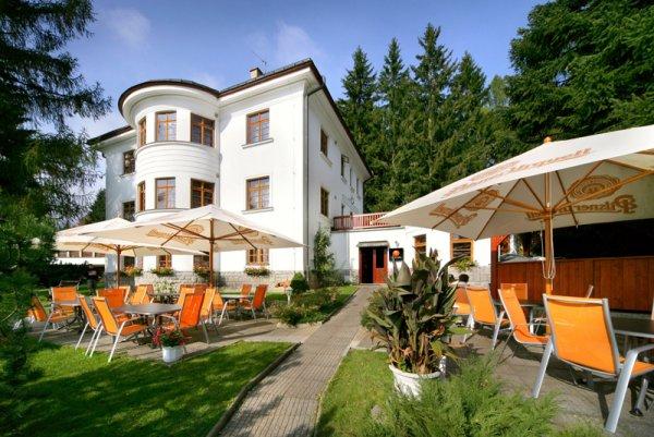 Hotel Bedřiška, Spindleruv Mlyn