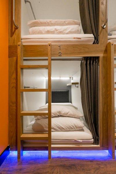 CoDE Pod Hostels - THE LoFT, 愛丁堡
