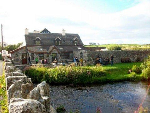 Aille River Hostel, Doolin