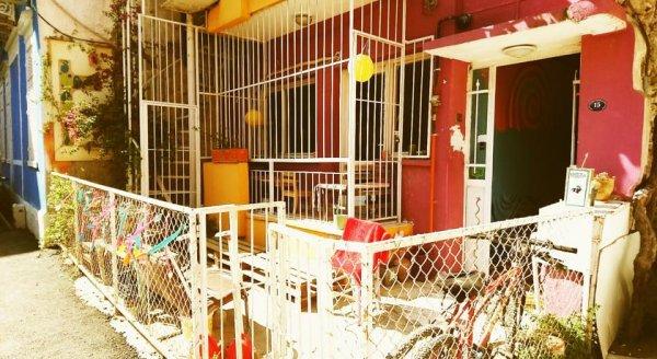 Shantihome Hostel, イズミル
