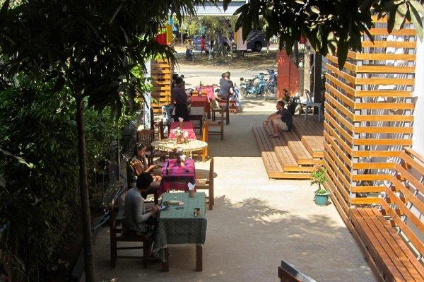 Ostello Bello Bagan, Bagan