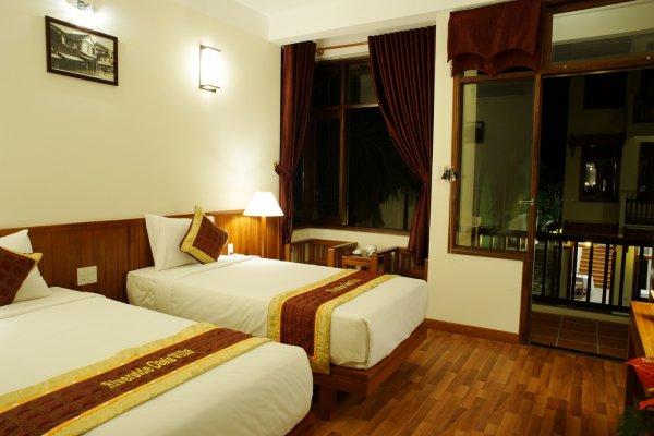 Riverside Oasis Villa, Hoi An