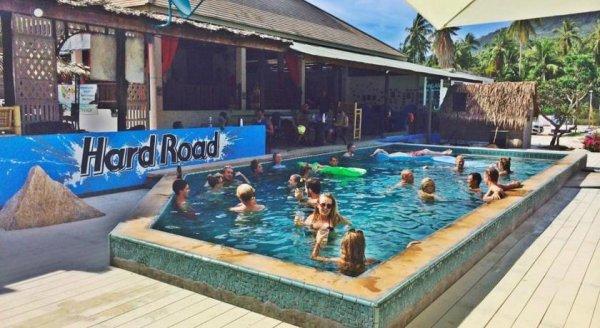 Hard Road Hostel, Koh Phangan