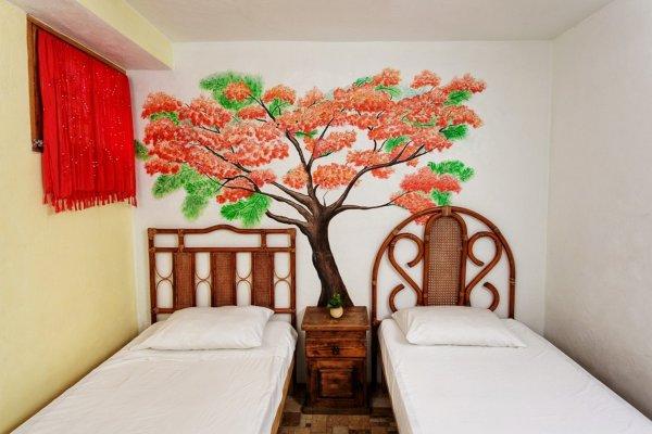 Hostel Cancun Natura, Канкун