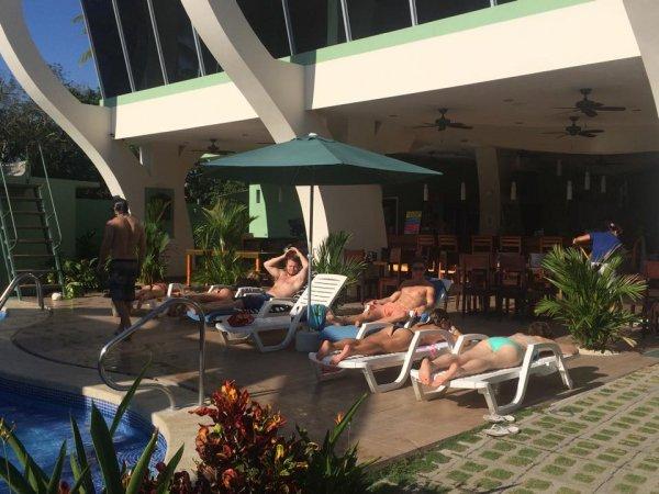 Room2Board Hostel and Surf School, Jaco Beach