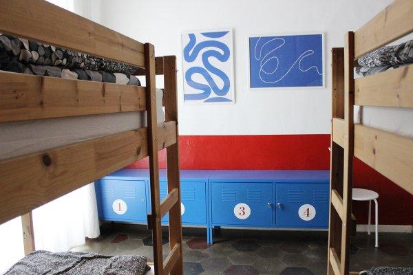 Bamboo Eco Hostel, Turín