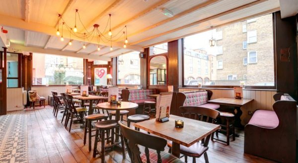 PubLove @ The Exmouth Arms, London