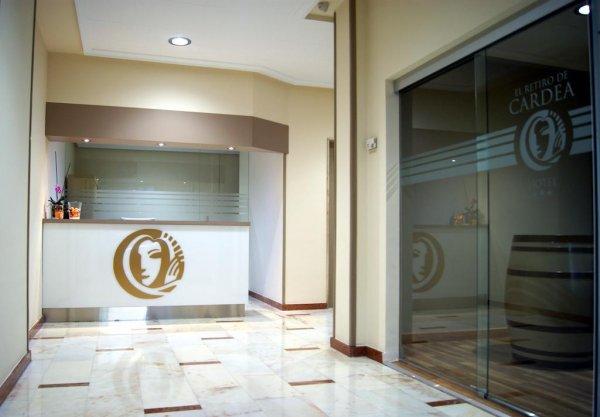 Hotel El Retiro de Cardea, Oviedo
