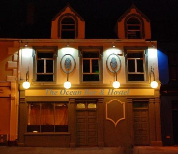 Ocean Bar and Hostel, Ballybunion