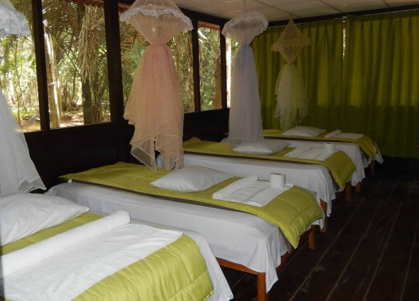 Maloka Sandoval Lodge, Puerto Maldonadas