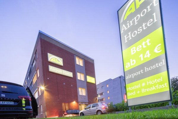 Airport Hostel, Hamburgo
