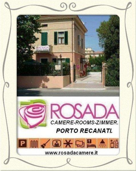 Rosada Camere, Porto Recanati