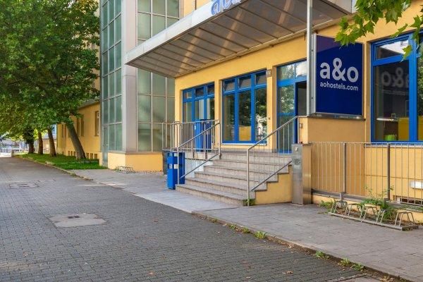 A&O Stuttgart City, Stuttgart