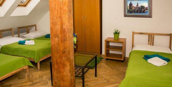 Prague Center Hostel, Praha