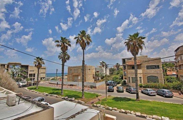 Sea Plaza Hotel, 海法