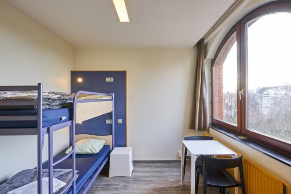 Génération Europe Youth Hostel, Brussels