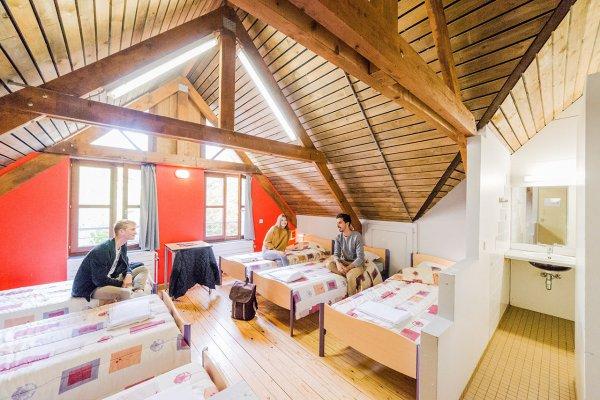 Auberge de Jeunesse de Bouillon, Bouillon