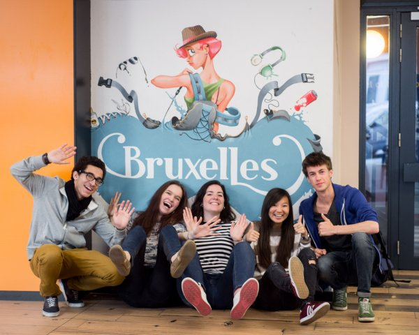 Jacques Brel Youth Hostel, Bruxelles