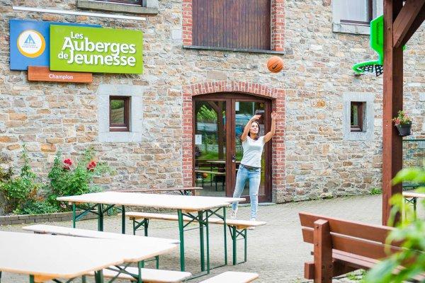 Auberge de Jeunesse de Champlon, Champlon