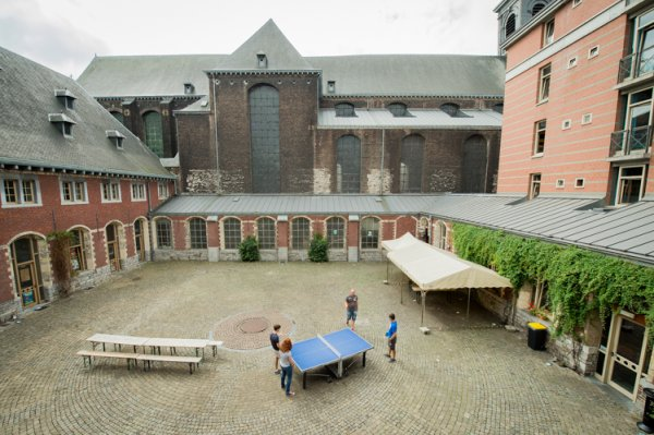 Liège Youth Hostel, リエージュ