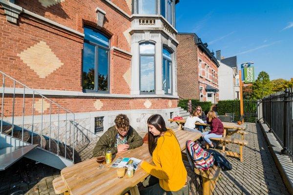 Auberge de Jeunesse de Namur, Namur