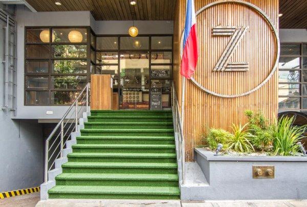 Z Hostel, Makati