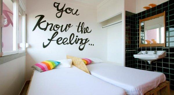 Hostel and Surfcamp 55, Ericeira