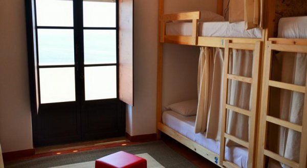 Allmar Hostel, Sines