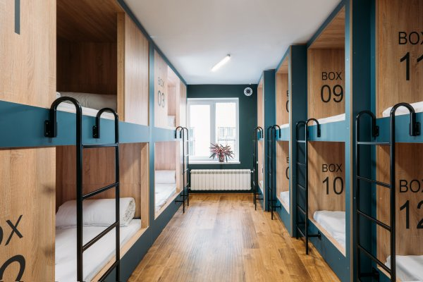 Yard Hostel & Coffee, Chernivtsi