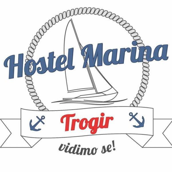 Hostel Marina Trogir, Traù