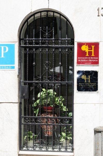 Pension Perez Montilla, Sevilla