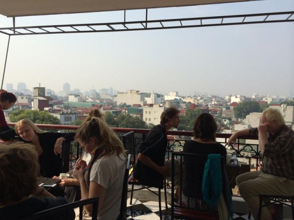 Central Backpackers Hostel - Old Quarter, Hanoi