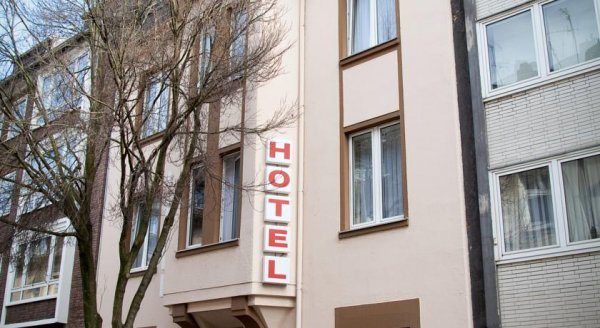 Hotel Engelbert, Дюселдорф