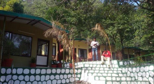 Green Land Swiss Cottage, Rishikesh