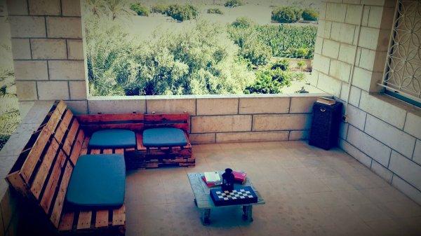 Auberg-Inn: The House of Eggplants, Jericho