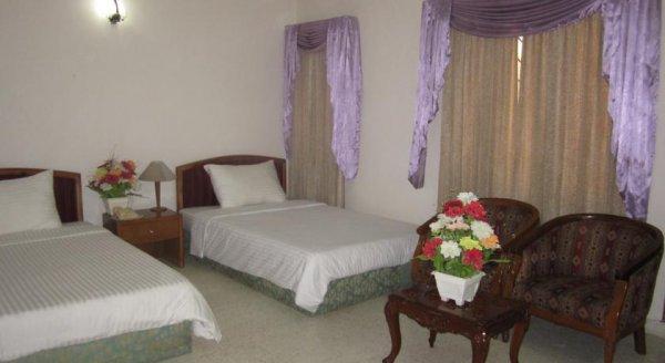 The Royal Garden Hotel, Dhaka
