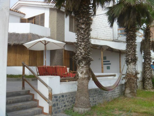 Mundaka Punta Hermosa Hostel, Lima