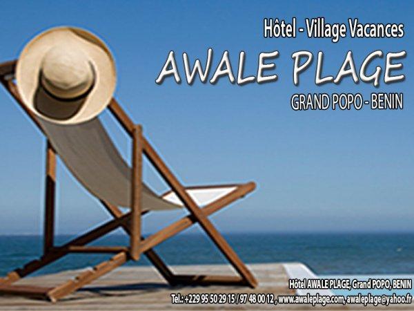 Awale Plage, Grand Popo
