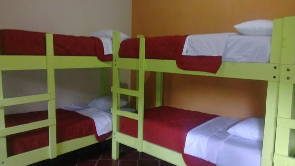 Three Monkeys Hostel, Guatemala City