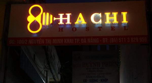 Hachi Hostel, Danang