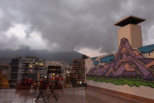 El Hostelito, Κίτο