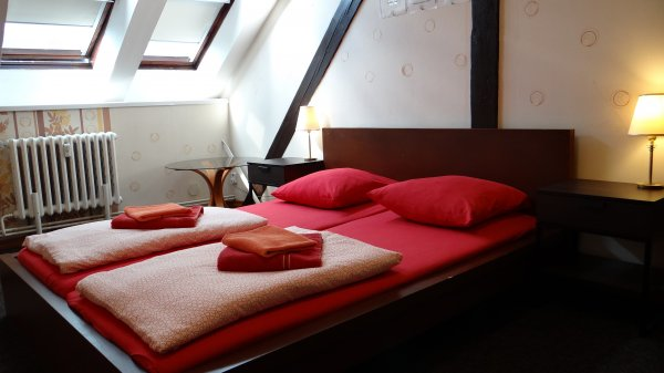 Sokolska Youth Hostel, Prag