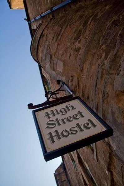 High Street Hostel, Edinburgh