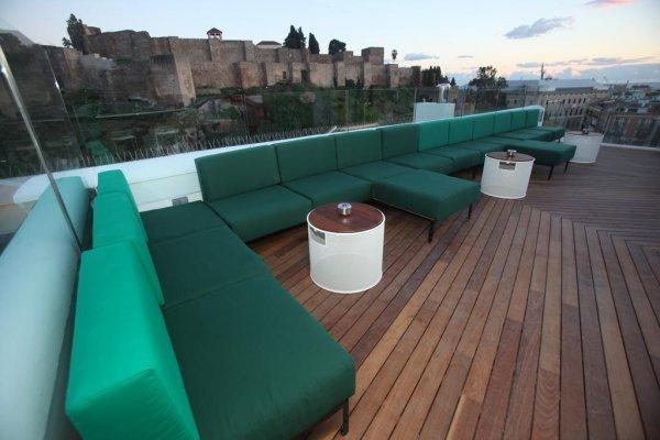Alcazaba Premium Hostel, Málaga