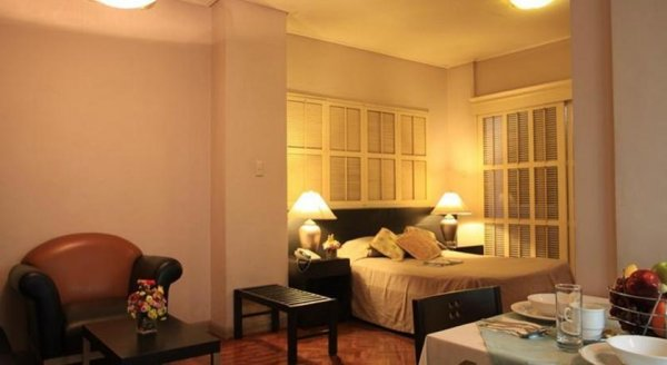 Mabini Mansion Hotel and Residential Suites, Manila