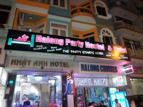 Halong Party Hostel, Ha Long