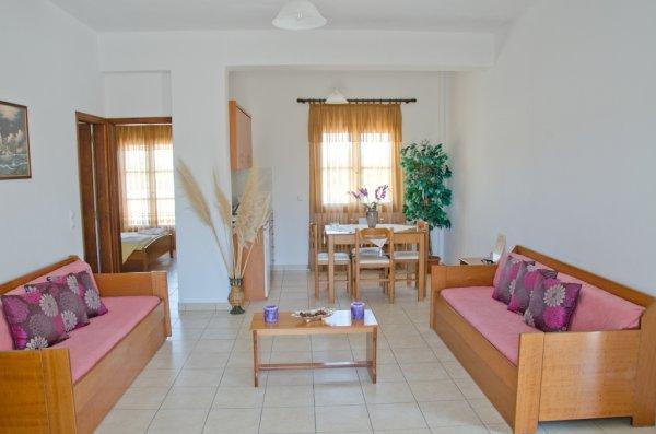 Villa Angira, Santorini