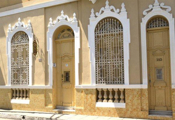 Casa Mercy 1938, 산타 클라라