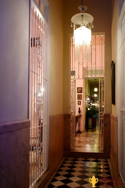 Hostal D´ Cordero, Santa Clara